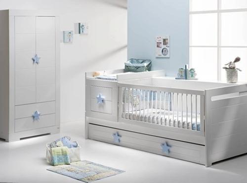 Azara, la línea de mobiliario para el bebé de Tata Batata