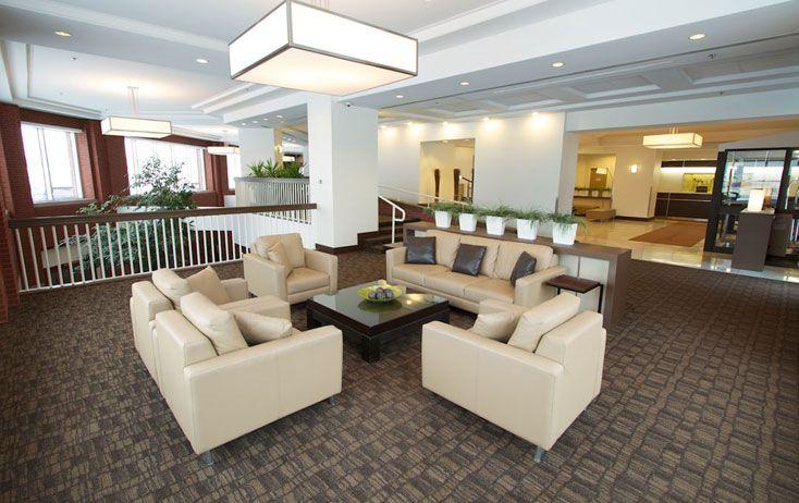 New Brunswick Hotel - Hilton Harbourfront Hotel Saint John