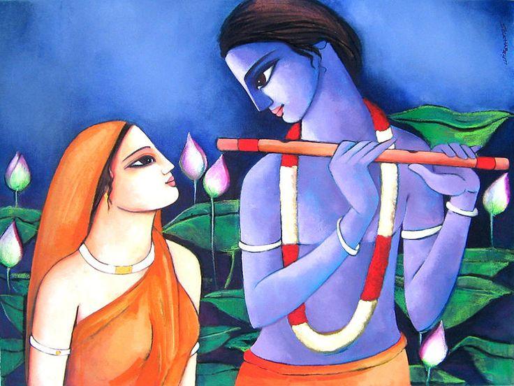 3.bp.blogspot.com -Gia_LqlqIW8 URZx2_VAaaI AAAAAAACabs YNrAtLxRnck s1600 Sekhar+Roy+1957+-+Indian+Figurative+painter+-+Tutt%27Art@+-+(6).jpg