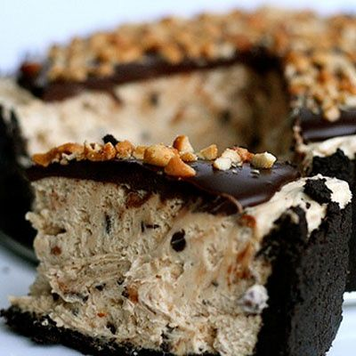 Chocolate Peanut Butter Torte | Food, Drink & Recipes | Pinterest