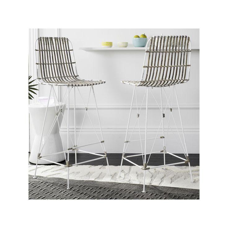 Best 20 Wicker bar stools ideas on Pinterest Beach  : 7ef03e946375f6680731167e1df4ed65 from in.pinterest.com size 736 x 736 jpeg 64kB
