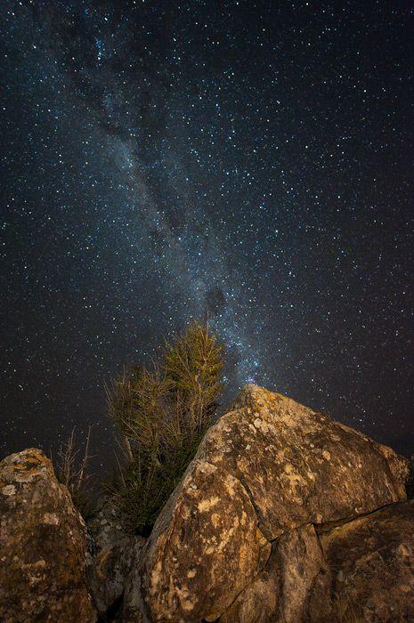 Drakensberg Nightfall Giants Castle Nature Reserve, Drakensberg, South Africa