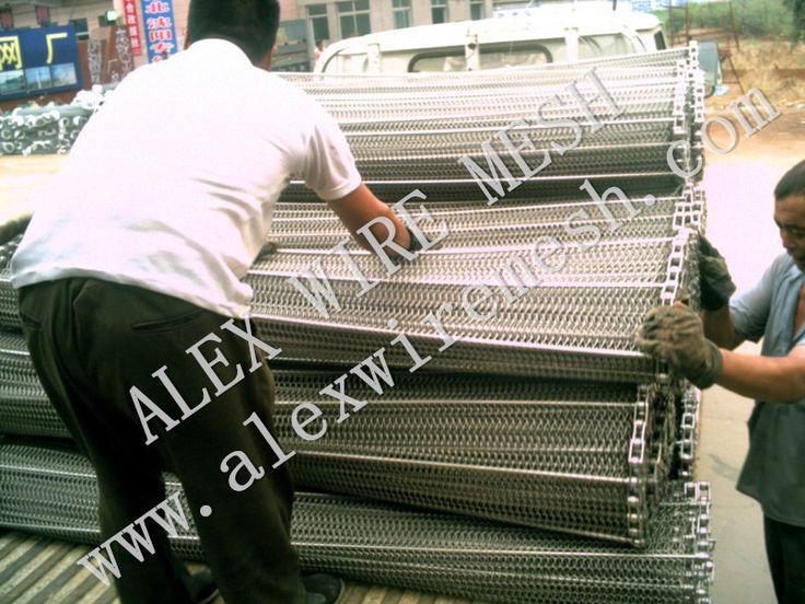 Stainless Steel Mesh Conveyor Belt