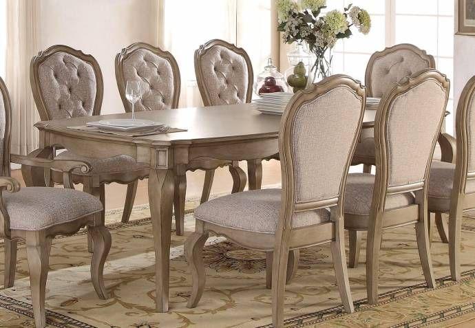 21++ Donatella 9 piece extendable dining set Best Choice