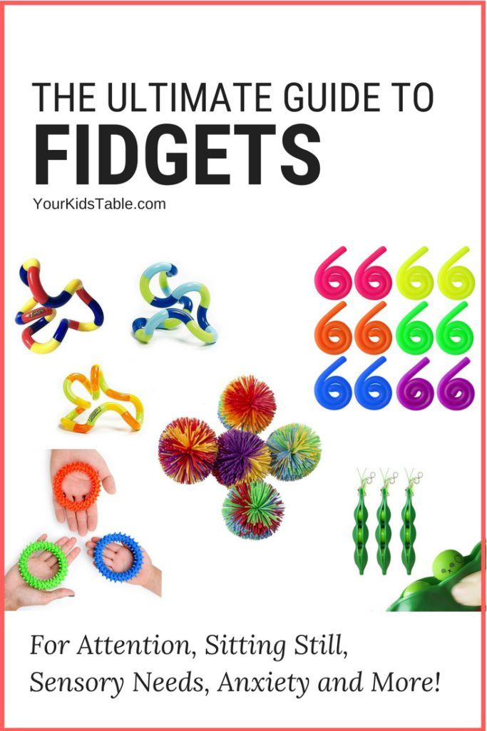 The ultimate fidgets for kids guide for parents and teachers the best fidgets for kids to help with anxiety focus attention and calming fandeluxe Image collections