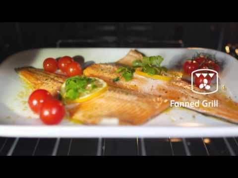 ▶ Belling - Multi-function oven - 9 functions - YouTube
