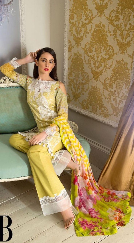 2017 Pakistani fashion spring