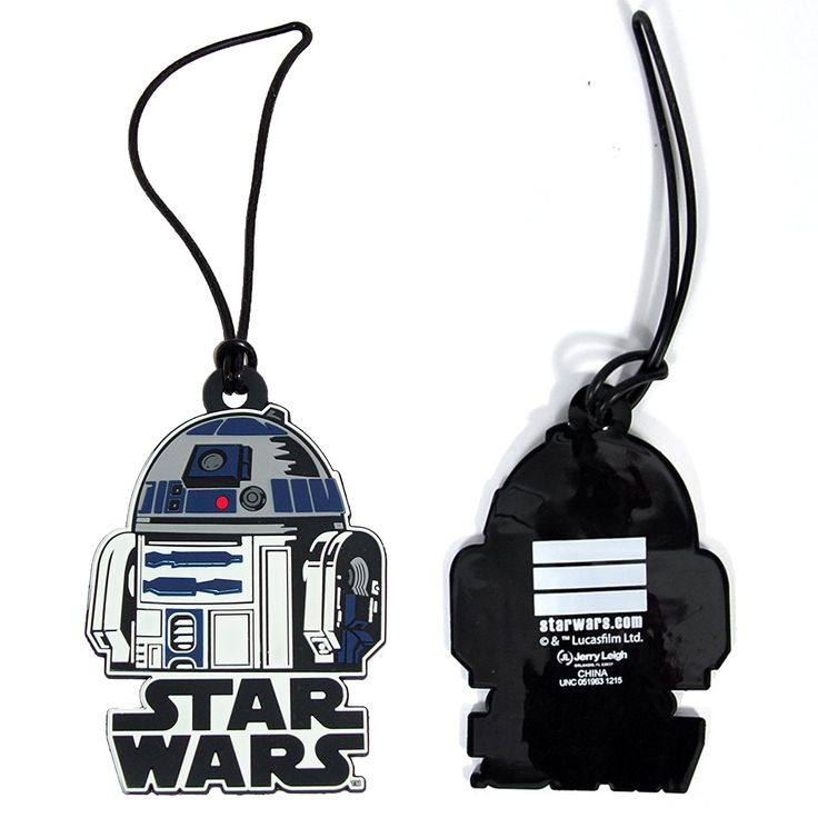 Star Wars R2D2 Suitcase Luggage Tag