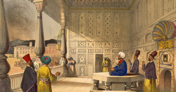 Game of Thrones : The Sikhs and The Afghans