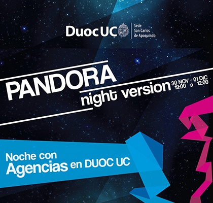 Pandora Night Version