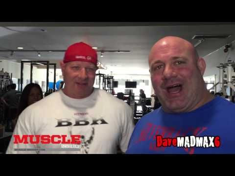 Scot Mendelson gives a tour of - Next Level Gym