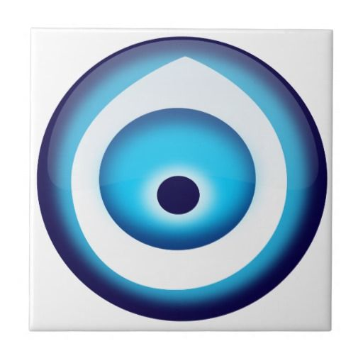Blue Turkish Evil Eye