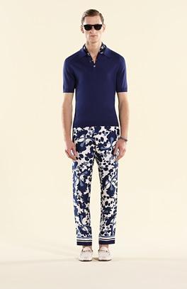 Gucci uomo - Collezione primavera-estate 2013