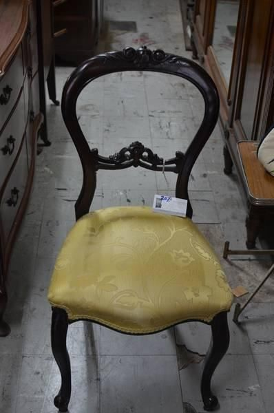 Rosewood Balloon Back Chair | Other Antiques, Art & Collectables | Gumtree Australia Moreland Area - Brunswick East | 1014299968