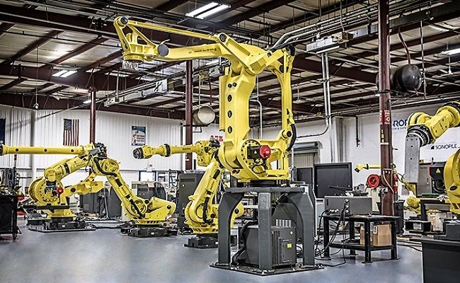 Global Industrial Robot Cell Market 2017 Analysis by Key Players - RobotWorx, IPG Photonics, Evomatic AB, ABB, FANUC - https://techannouncer.com/global-industrial-robot-cell-market-2017-analysis-by-key-players-robotworx-ipg-photonics-evomatic-ab-abb-fanuc/