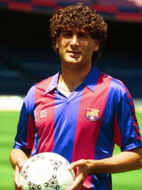 Manolo Hierro (1988-1989) España | España, Hierro