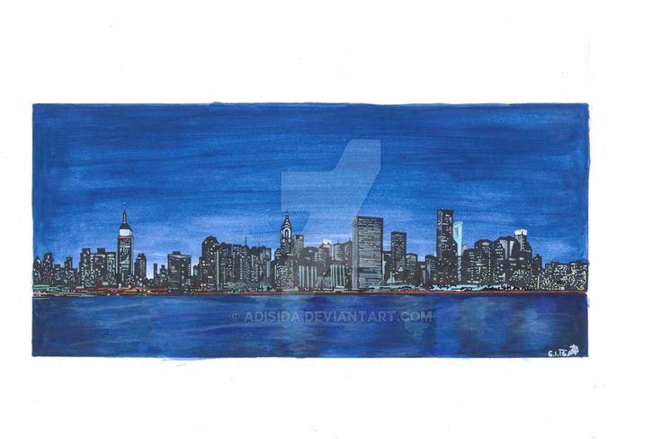 NY by Adisida