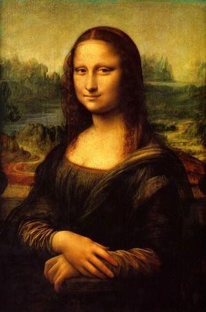 Leonardo Da Vinci - Oil Painting Reproductions