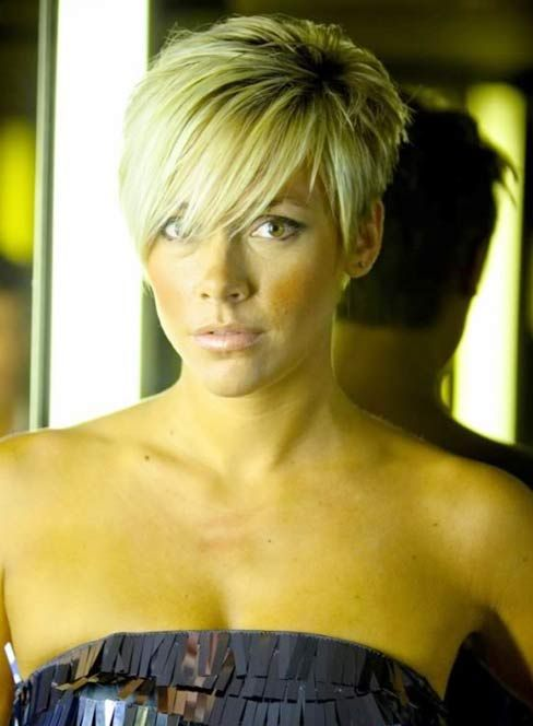 Hairstyles For Short Hair Long : 514 best short hair! images on pinterest