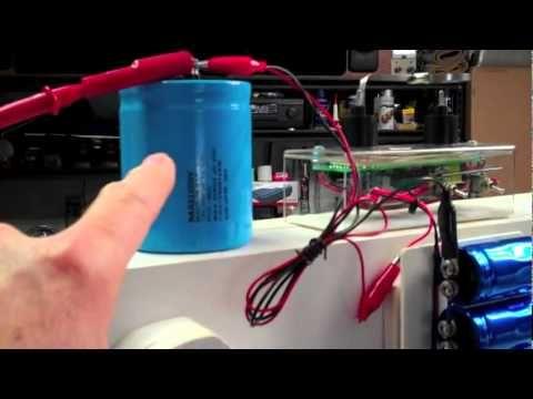 SELF CHARGING and ACCELERATING potential free energy motor generator