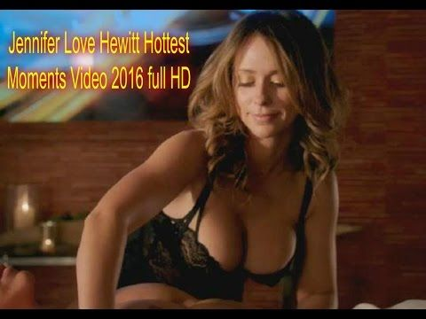 Jennifer Love Hewitt Lovely Cleavage and Shapely Legs in The Client List - YouTube