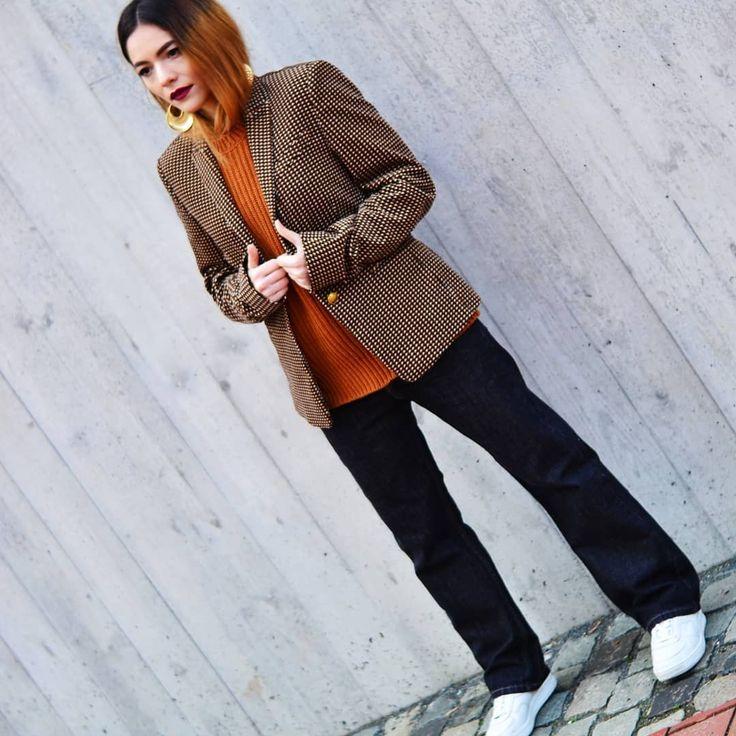 #tombabe #dushky #tomboy #jacket #tweed #streetfashion #streetwear #urban #fashion #women