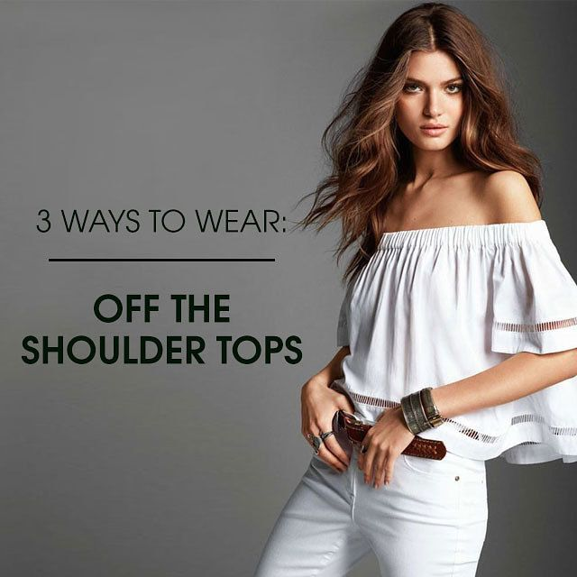 how to wear off the shoulder tops in winter