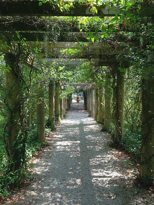Airlie Gardens - Wilmington, North Carolina