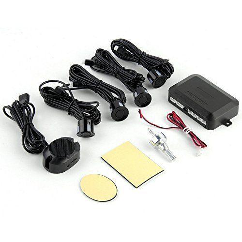 crewpros (TM) 4capteurs de sauvegarde de voiture inverse Radar Recul Alarme Sonore Buzzer Hot Vendre: Caractéristiques: 4Avec Système,…