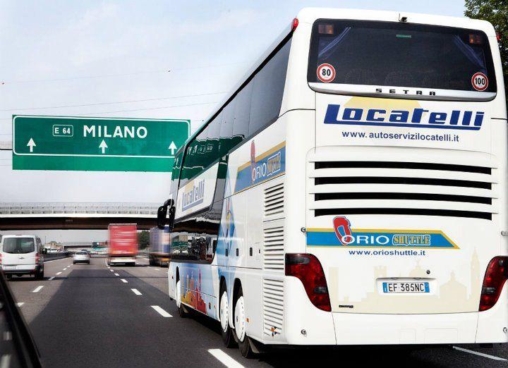 Directly to Milan!