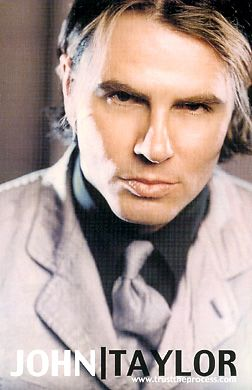 John Taylor of Duran Duran. I've been drooling over this man for well over 20 years :-)
