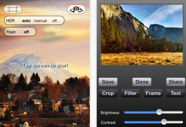 Pro HDR - DSLR quality photos from your smartphone