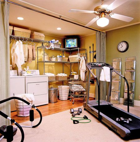 Best 25 Basement Laundry Area Ideas On Pinterest
