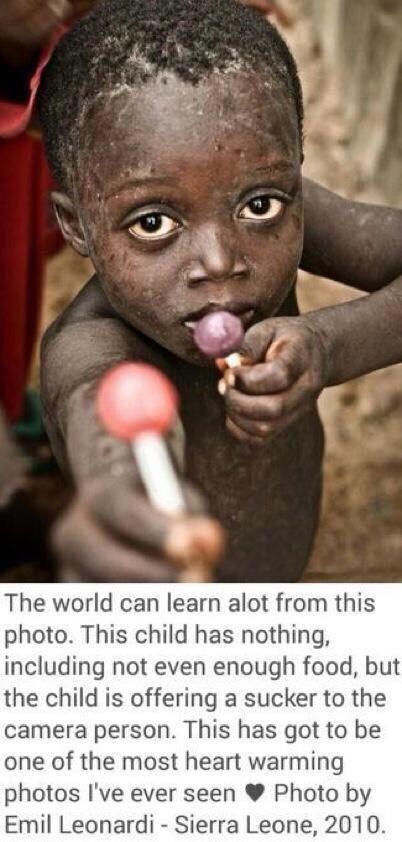 Lerne aus diesem Bild. Güte kostet nichts, auch diejenigen, die nichts haben, von … – #auch #aus #Bild #die #diejenigen