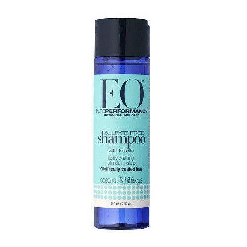 EO Sulfate-Free Keratin Shampoo, Coconut & Hibiscus