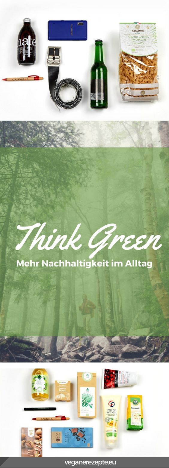 Anzeige: Im Alltag kann man viele Entscheidungen treffen, die sich positiv, oder auch negativ auf unsere #Umwelt ausüben. In diesem Beitrag geht es um etwas mehr #Nachhaltigkeit in unserem Leben.