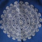 Oya-Bebilla-Turkish-Armenian-Mediterranean knotted needlelace with links to other kinds of lace w/ videos