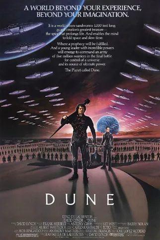 87. Dune (David Lynch, 1984) | Películas de ciencia ficción: las 100 mejores de todos los tiempos | GQ España Tv Movie, 1984 Movie, Film Science Fiction, Fiction Movies, Cult Movies, Imdb Movies, 80s Movies, Patrick Stewart, Sean Young