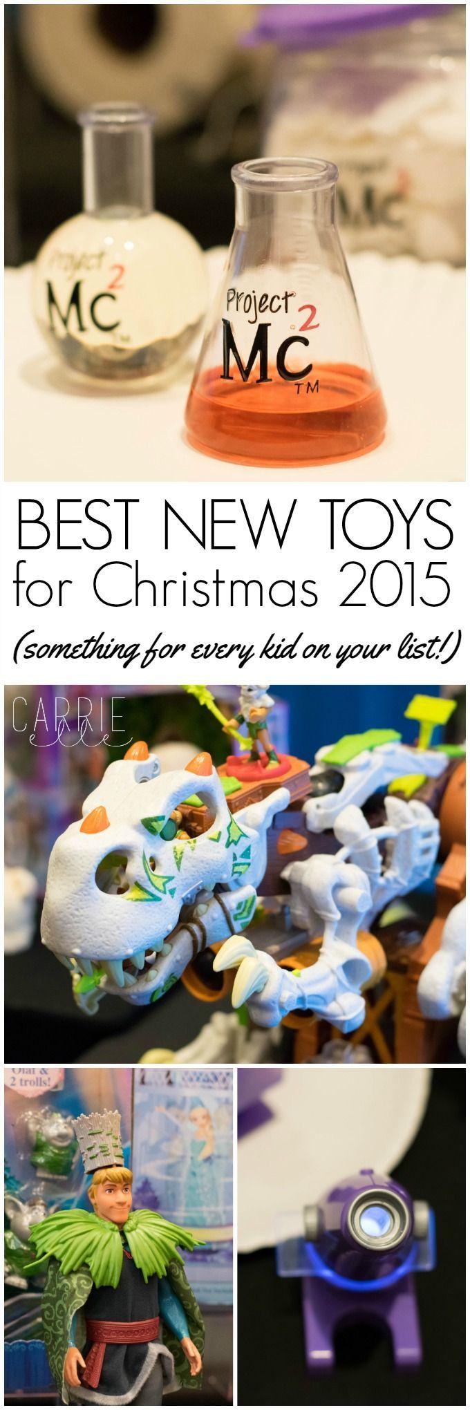 Best Toys for Kids - Holidays 2015 #ChosenByKids sponsored #TheList