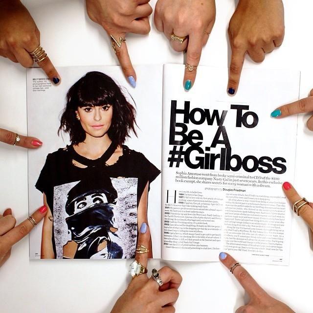 Girl Boss Book Quotes: #girlboss Book