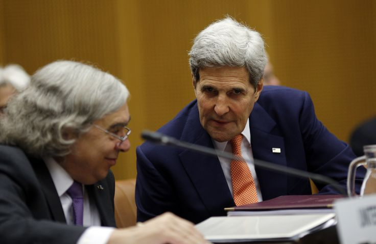 John Kerry and Ernest Moniz: The case for the nuclear deal with Iran