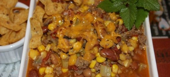 Taco Soup- Follow #SightApp and save an entire article or recipe by 1 screenshot (Check How: https://itunes.apple.com/us/app/sight-save-articles-news-recipes/id886107929?mt=8