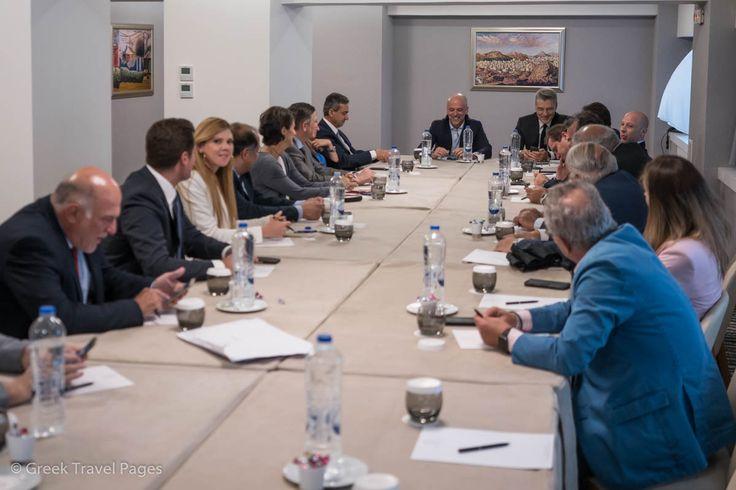 Greek Tourism Confederation (SETE) Announces New Board.