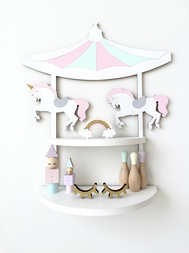 Image of Carousel Shelves