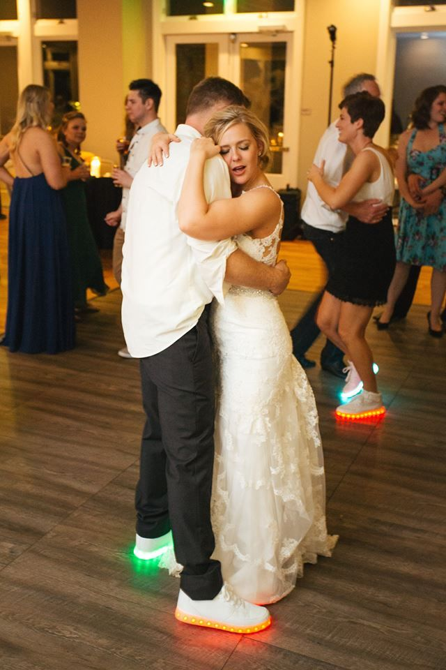 With the right song, you can make your first dance magical! if you are seeking a modern sound, consider All of Me by John Legend.  #firstdance #wedding #weddingdance #bride #groom #newlyweds #married #recepton #weddingreception #billpencemusic