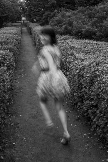 "Saatchi Art Artist Anna Atlas; Photography, ""Running girl - Limited Edition 1 of 35"" #art"