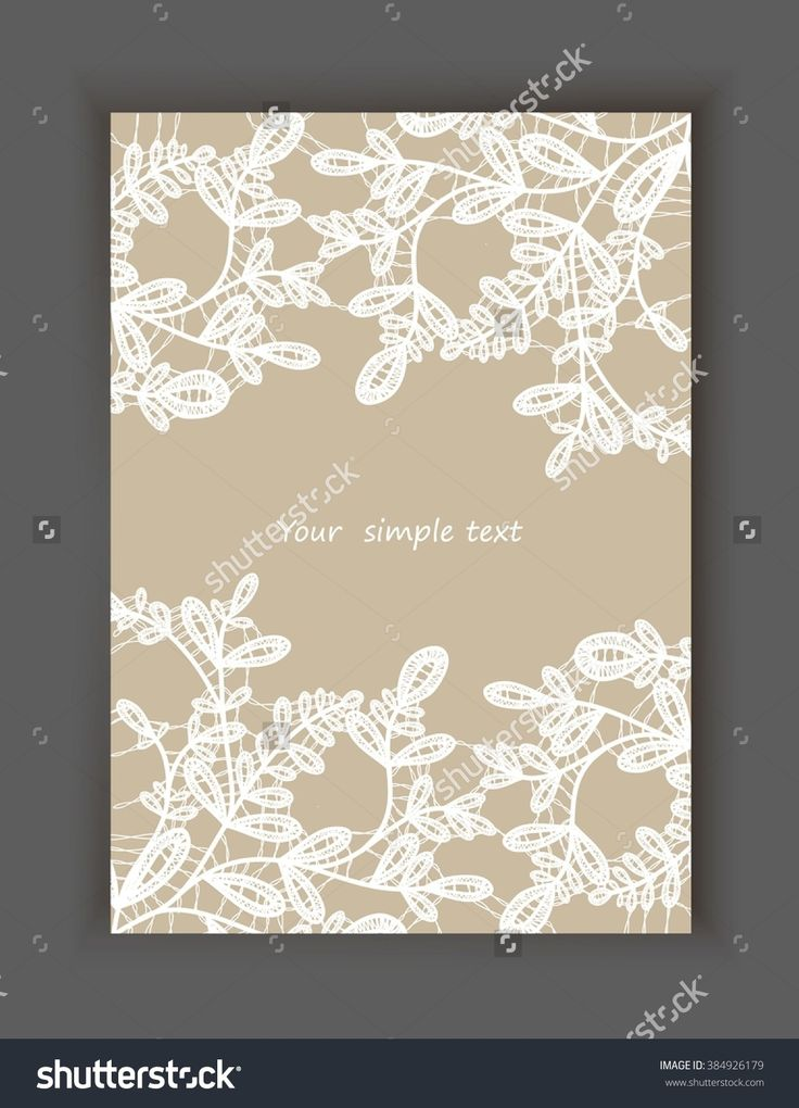 White Bobbin Lace Flower Vector Texture Background For All. Eps10. - 384926179… #lace #bobbin #vector #shutterstok  #illustration #wedding  #retro #vintage
