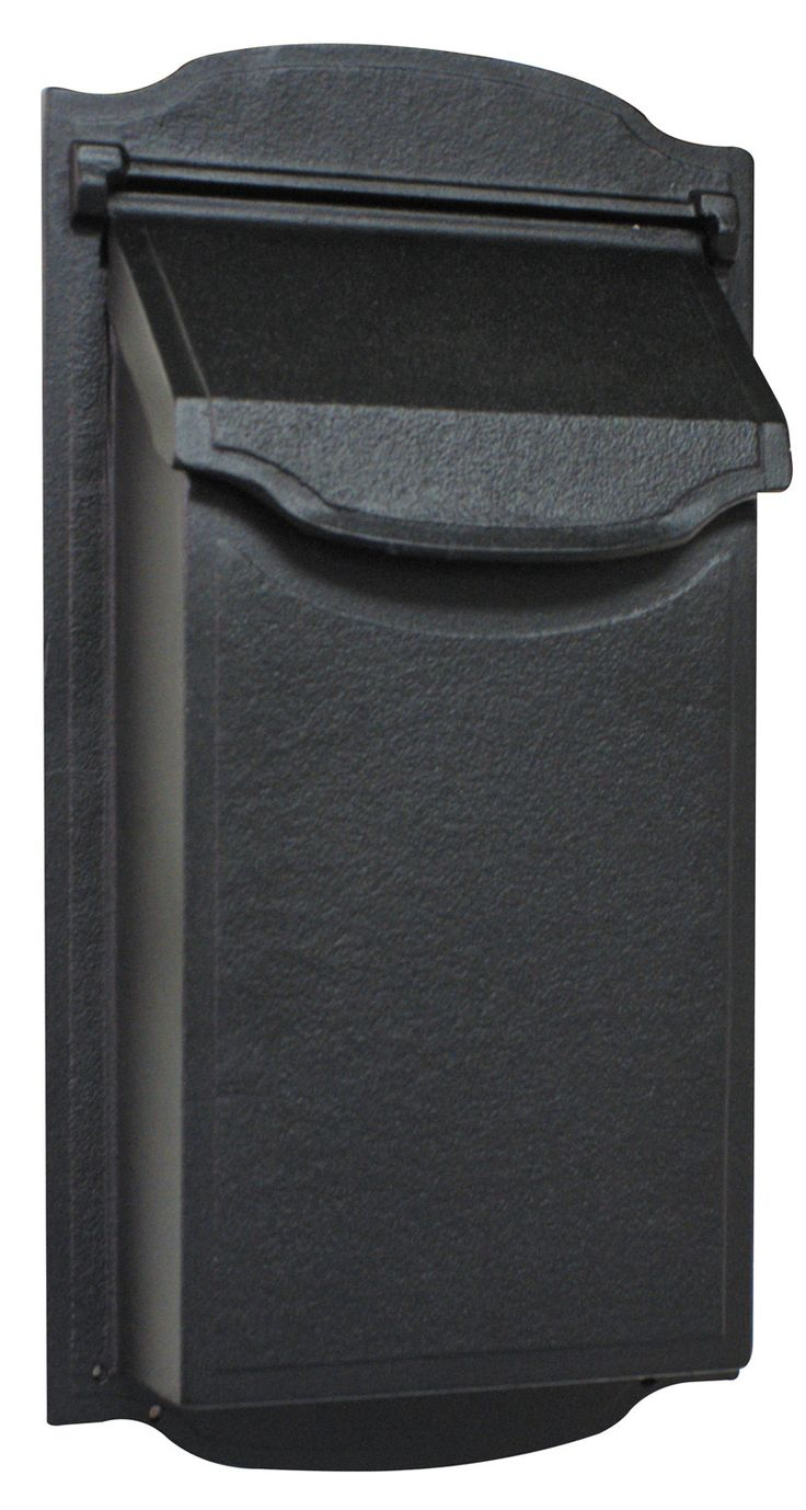 Special Lite Products Vertical Wall Mounted Mailbox