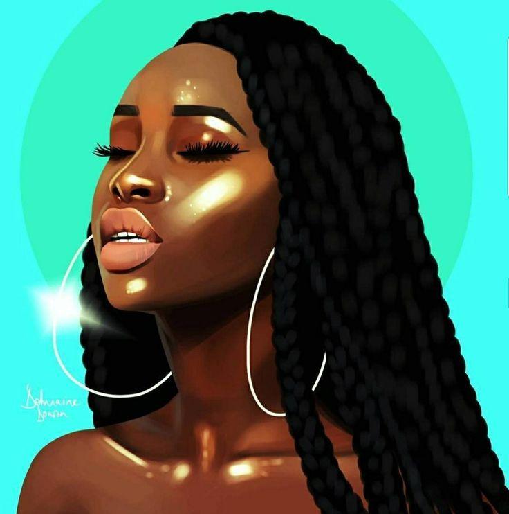 984 Best Black Art 4 Images On Pinterest
