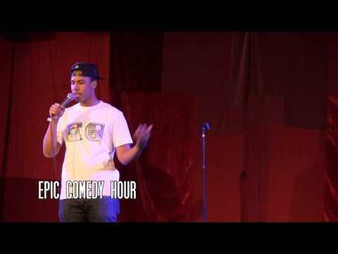Comedian Rob HaZe of the 2015 Laughing Skull Comedy Festival Winner 5/28 | Comedy Club Atlanta | Improv Atlanta | Comedy Club Buckhead